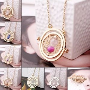 Jewelry - NEW Harry Potter Time Turner ⏳ Hermione Necklace